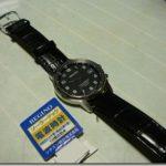 父の日の逸品『ソーラー電波腕時計 REGUNO RS25-0324H』