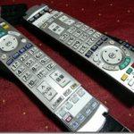 テレビのリモコン(EUR7667Z20)を買いなおした