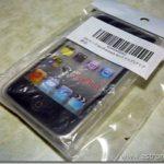第4世代iPod touch白モデルにケースを買った