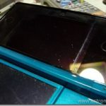 3DSの上モニターを傷から守る方法