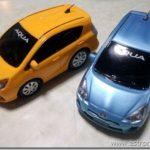 トヨタ『アクア』というコンパクトハイブリッドカーについて