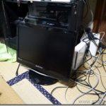 ドラクエ10用に『ワイドカラーLED液晶テレビ ブラック GH-TV JLHDK』を購入