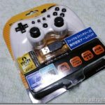 PC用ゲームパッドELECOM『JC-U2912FWH』を購入