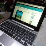 Androidアプリ対応予定のChromebook、ASUS『Chromebook Flip C100PA-RK3288』を使ってみて