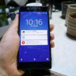 Android 6.0のau版『Xperia Z5 SOV32』で謎の空通知