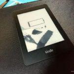 持ち運べる全部入り書庫『Kindle Paperwhite 32GB マンガモデル』を購入