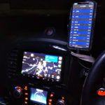 『KENWOOD DPV-7000』でCarPlay+カーナビタイム